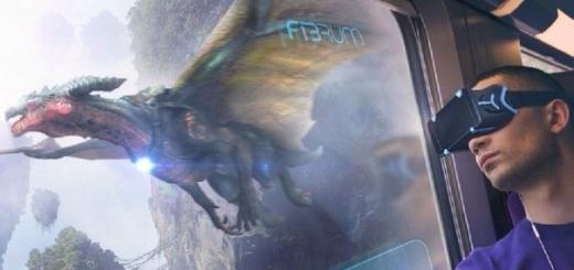 Ученые России создали шлем виртуальной реальности