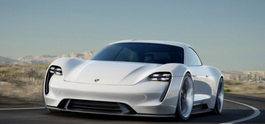 Porsche запустит в серийное производство электрический суперкар Mission E