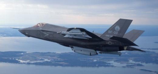 У F-35 обнаружились проблемы с топливными баками