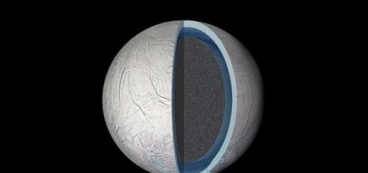 Под поверхностью Энцелада может скрываться мировой океан