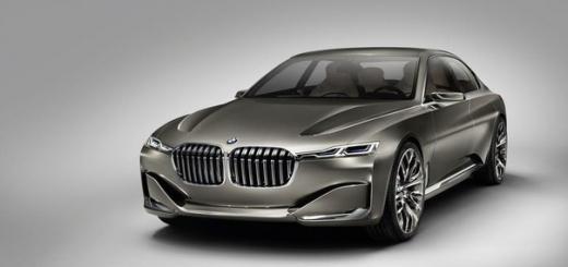 BMW может построить конкурента купе Mercedes-Benz S-класса