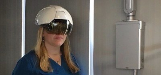 Шлем дополненной реальности Daqri составит конкуренцию Microsoft HoloLens