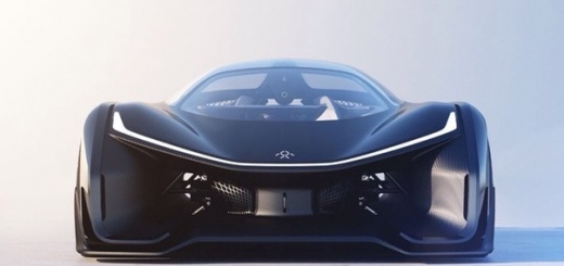 CES 2016: снята завеса тайны с электрического суперкара Faraday Future FFZero1