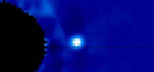 Лучшая в истории астрономии фотография экзопланеты.