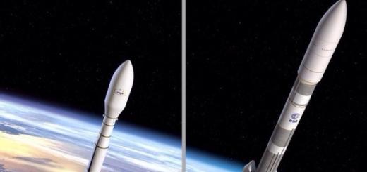 ESA начнет запускать новые ракеты-носители