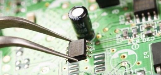 Использование зарубежной микроэлектроники ограничат для поддержки отечественного производителя