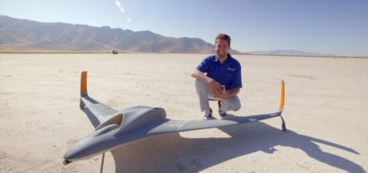Первый в мире реактивный дрон, созданный на 3D-принтере