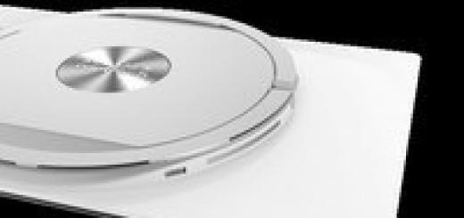 Alcatel OneTouch Xess — планшетный компьютер с необычным дизайном