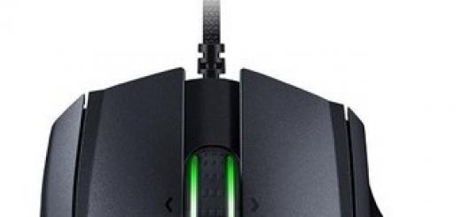 Razer Naga Hex V2: игровая мышь с блоком горячих клавиш и лазерным сенсором