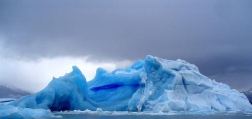 От Гренландии откололся огромный ледник
