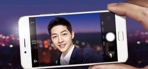 Vivo выпускает смартфоны для фанатов селфи
