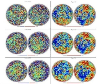 Ученые обнаружили в микроволновом космическом фоне вероятные следы параллельной Вселенной