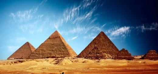 Египет в ноябре начнет сканировать пирамиды космическими лучами