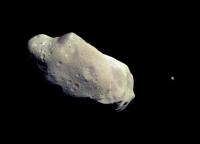 Спутник астероида — астероид, естественный спутник, обращающийся по орбите вокруг другого астероида. Спутник и астероид представляют собой систему, поддерживающуюся гравитацией обоих объектов. Астероидную систему, в которой размеры спутника сопоставимы c размером астероида, называют двойным астероид