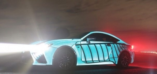 Новый Lexus будет работать от сердца водителя