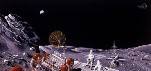 Россия выделит 1 трлн. рублей на покорение Луны