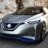 Nissan IDS Concept: будущее электрических робомобилей