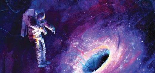 Ученые рассказали, что будет с человеком при попадании в черную дыру