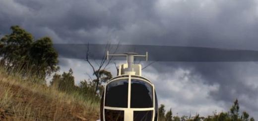 Роботизированное адаптивное устройство позволит вертолетам совершать посадку практически на любую поверхность
