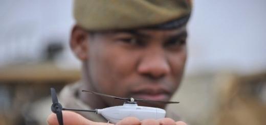 Норвежские мини-дроны Black Hornet станут новым «оружием» разведчиков