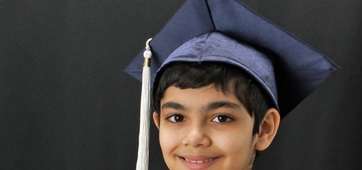 11-летний вундеркинд окончил колледж с тремя дипломами