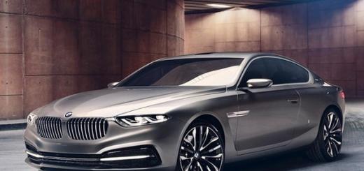 Флагман BMW 8 Series выйдет на рынок в 2020 году
