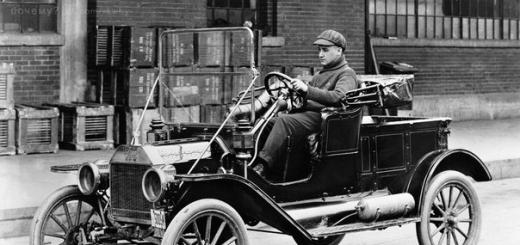 Почему руль на машинах Форд ставил с лева?