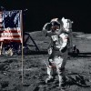 45 лет назад человек впервые ступил на поверхность Луны