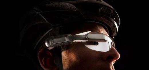 Умные очки Garmin Varia Vision ориентированы исключительно на адептов велосипедного спорта